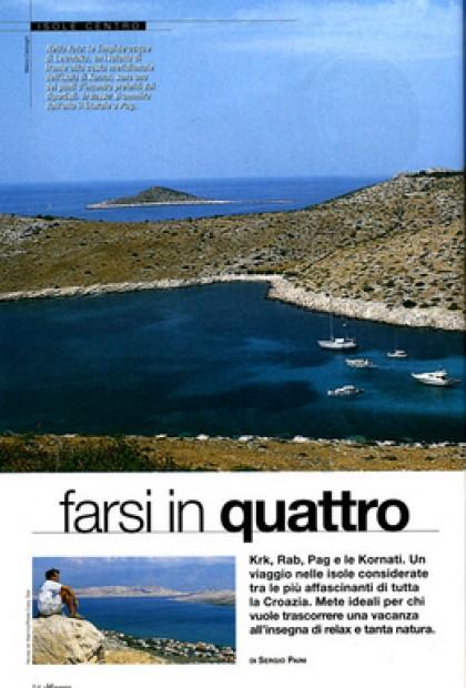In Viaggio - Farsi In Quattro - Croazia