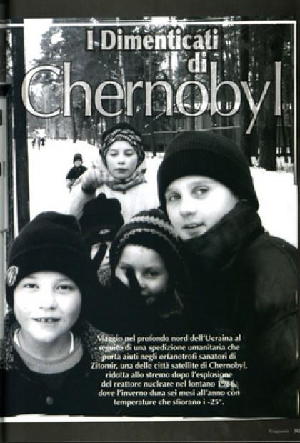 Viaggiando - I Dimenticati Di Chernobyl (Ucraina)