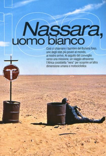 Nassara Uomo Bianco Reportage Nicola de Marinis