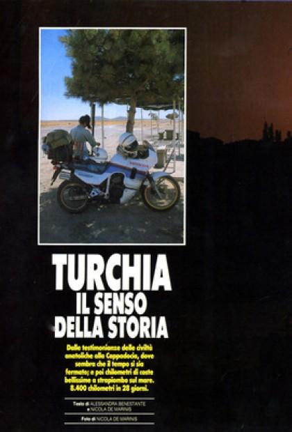 Motociclismo - Turchia Il Senso Della Storia