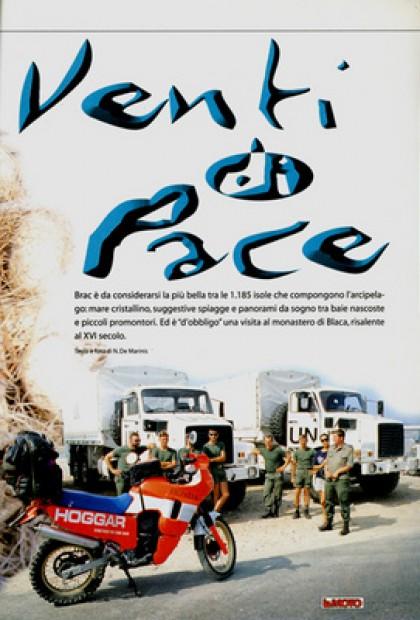 Venti Di Pace (Yugoslavia)