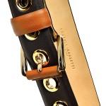Cinture in pelle, accessori. Fratelli Rossetti ph © Nicola De Marinis specializzato in foto per e-commerce