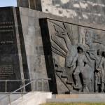 Il Monumento ai conquistatori dello spazio è stato eretto a Mosca nel 1964 per celebrare i successi del popolo sovietico nell'esplorazione del cosmo, europa, mosca, |The Monument to the Conquerors of Space in Moscow was erected in 1964 to celebrate the achievements of the Soviet people in the exploration of the cosmos, europe, moscov