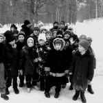 foto du gruppo dei bambini dell'istituto group photo of the children at the orphanage ph © Nicola De Marinis