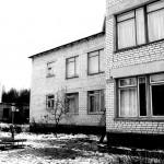L'esterno dell'orfanotrofio The exterior of the orphanage ph © Nicola De Marinis