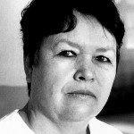 Maria deputy director of the orphanage Esnoj Bereg in Zhitomir near Chernobyl ph © Nicola De Marinis