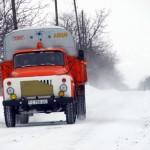 Transdnistria un camion sulla strada per Chisinau Transnistria a truck on the way to Chisinau ph © Nicola De Marinis
