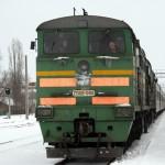Transdnistria il treno arrivato da Mosca alla stazione di Tiraspol Transnistria the train arrives from Moscow to station Tiraspol ph © Nicola De Marinis