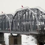 il ponte sul fiume Nestru sul confine tra Moldavia e Transdinistria the bridge over the Nistru river on the border between Moldova and Transdinistria ph © Nicola De Marinis