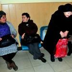 Profughi Georgiani al centro Caritas di Tblisi Georgian refugees to Caritas center of Tbilisi ph © Nicola De Marinis