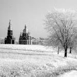 Ucraina chiese Ortosse sui Monti Carpazi Ukrainian Orthodox churches the Carpathian Mountains ph © Nicola De Marinis