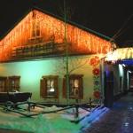 Transdnistria l'esterno del ristorante Kymahek a Tiraspol Transnistria outside the restaurant in Tiraspol Kymahek ph © Nicola De Marinis