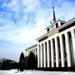 Transdnistria il palazzo del Soviet a Tiraspol Transnistria the palace of the Soviets in Tiraspol ph © Nicola De Marinis