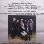 Anime in Piena adattamento e regia Annamaria Pasquazzo Nuovo Teatro Ariberto Milano