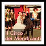 Il Circo dei Mendicanti regia Fabio Sarti