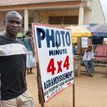 per le vie di yaoundè in camerun