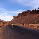 Algeria, passaggio tra le Gole di Arak