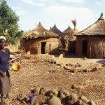 Mali, un villaggio verso Bamako