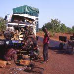 Mali, un incidente di un camion