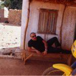 Mali, un momento di riposo dalla forte calura