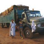 Mauritania, camionisti con i quali mi sono accampato