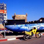 Marocco, il porto caratteristico di Essaouria