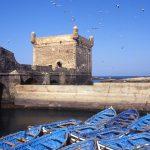 Marocco, il porto di Essaouria