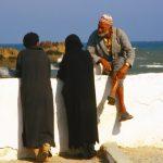 Marocco, il punto di mare più a nord dell'Africa a Tangeri, oltre c'è l'Europa
