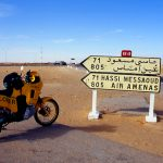 Algeria, il bivio di Square Bresson verso il grande sud