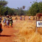 Burkina Faso, la pista che conduce alla Missione di Nanorò