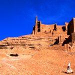 Algeria, l'antico Kasar di El Golea   Algeria, the ancient Kasar El Golea