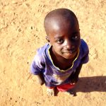 Burkina Faso, bambino di Nanorò