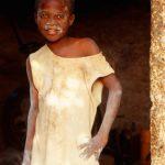 Burkina Faso, il bambino del mulino a Nanorò