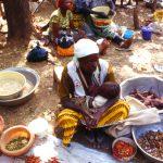Burkina Faso, giorno di mercato a Nanorò