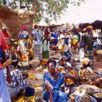 Burkina Faso, il colorato mercato di Nanorò