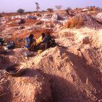 Le miniere d'ora a Yako