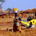 Mali, donna in un villaggio nei pressi di Nanoro'