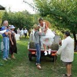 Foto di matrimonio stile country ph © Nicola De Marinis Country style wedding photo Photo wedding reportage style