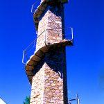 Croazia, isola di Silba, l'antico faro