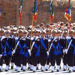 Roma.Parata militare del 2 giugno per la festa della repubblica..militari, forze speciali militari, esercito italiano, militare professionista,i.
