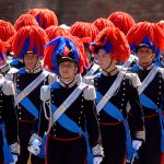 Roma.Parata militare del 2 giugno per la festa della repubblica..militari, forze speciali militari, esercito italiano, militare professionista, militari.