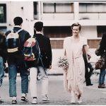 Foto di matrimonio stile reportage como milano 1987 © Nicola De Marinis
