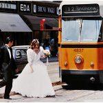 Foto di matrimonio stile reportage Milano Como 1988 © Nicola De Marinis