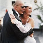 Foto di matrimonio, stile reportage, Como 2003 © Nicola De Marinis Wedding photo on lake como italy