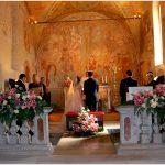 Foto di Matrimonio nella Chiesa di San Pancrazio di Vedano Olona Foto © Nicola De Marinis