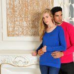 Foto per e-commerce, abbigliamento Pull Love