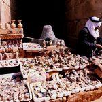 girodania, petra, seller of souvenir