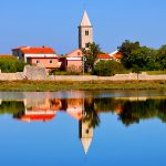 croatia, the church of S. Jacopo island of Nin