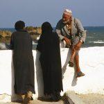 Marocco, persone osservano il mare nel punto più a nord dell'Africa a Tangeri