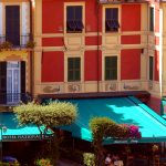 The national hotel in Portofino